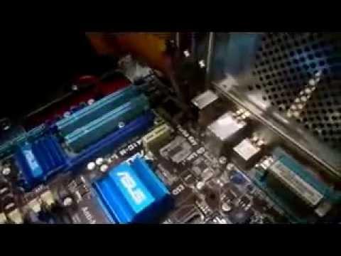 cara merakit komputer dan cara menginstall win7