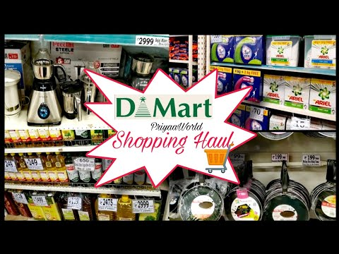 Best diwali offers in d'mart and Walmart shopping mall shopping //d'mart diwali offers kitchen ware from YouTube · Duration:  13 minutes 25 seconds