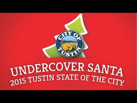 City of Tustin State of the City 2015