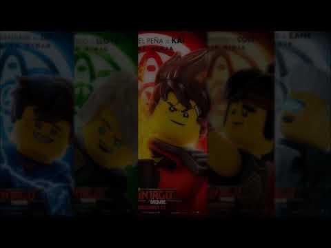 Ninjago - Solo - Kwintek Jay,Lloyd,Kai,Cole,Zane