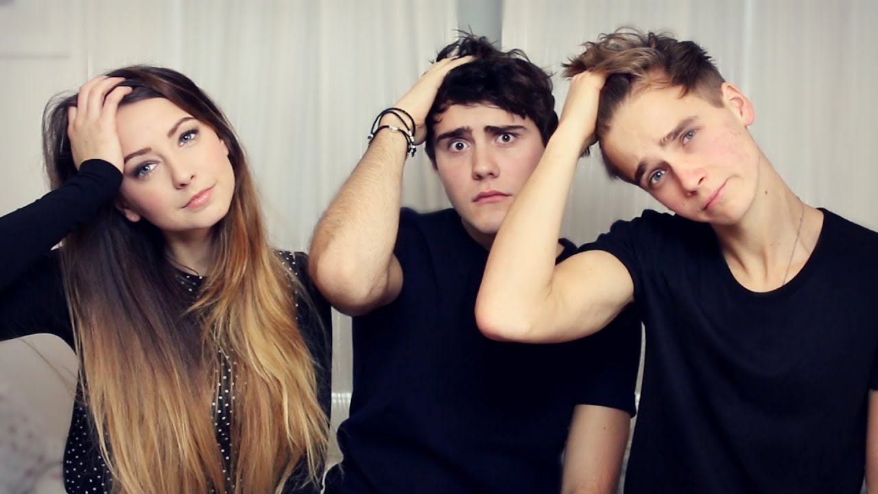 Are pointlessblog and zoella dating 5