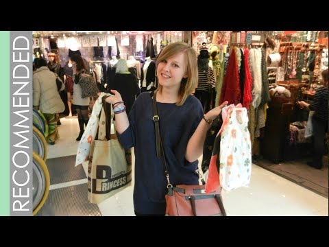 Shopping and Where To Shop In Hong Kong | Your Video Guide