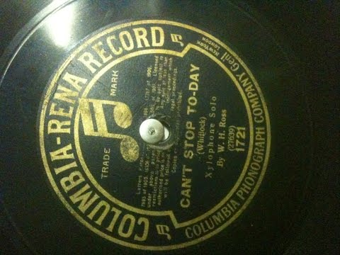 Elvis Presley, on a 78's RPM RECORD, found in collection
