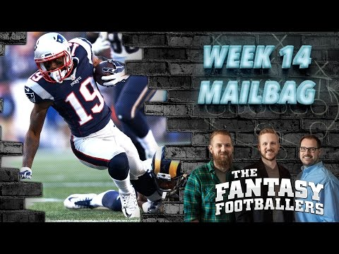 Fantasy Football 2016 - Playoff Mailbag, Pump the Brakes, TNF Preview - Ep. #322