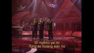 Sherly - Trio Lasidos (Jack, Bunthora, Hilman)
