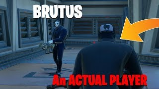 6 Minutes of Pretending to be Brutus... 😂