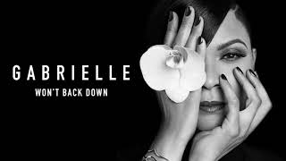 Cover images Gabrielle - Won't Back Down (Official Audio)