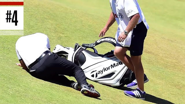 7 Strange Things That Happened At The 2015 U.S. Open   Golf Digest