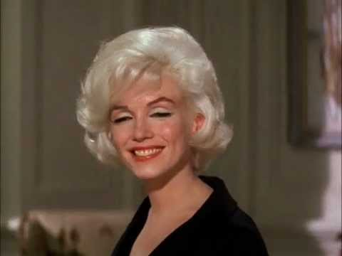 (HD) Marilyn Monroe Screen Test - Something's Got To Give (1962)