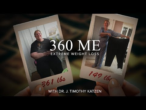 360 Body Lift after Extreme Weight Loss - Mary: '360 Me'