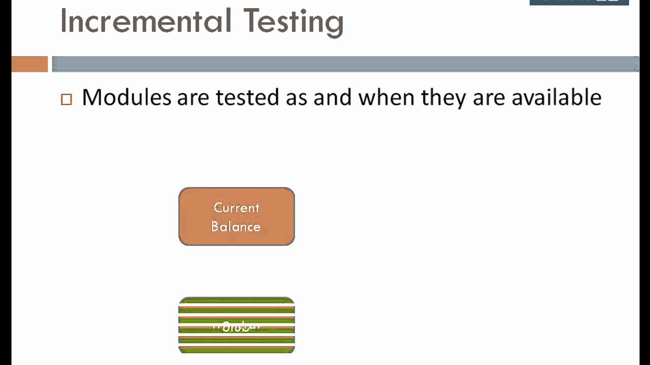 Software testing tutorial 5 integration testing youtube pooptronica Choice Image