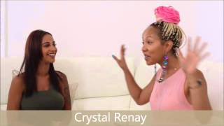 (EXCLUSIVE) Crystal Renay On Engagement To NeYo, Pregnancy & Social Media Backlash : Part 2