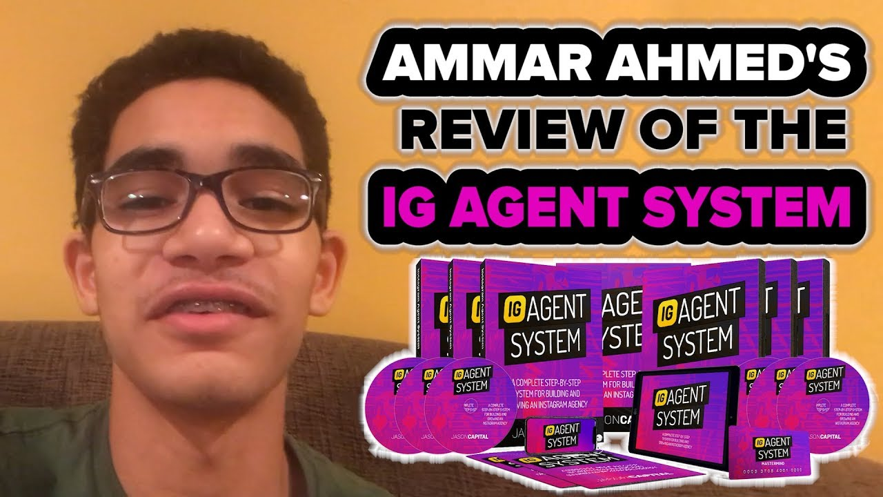 Ammar Ahmed's Review of the IG Agent System
