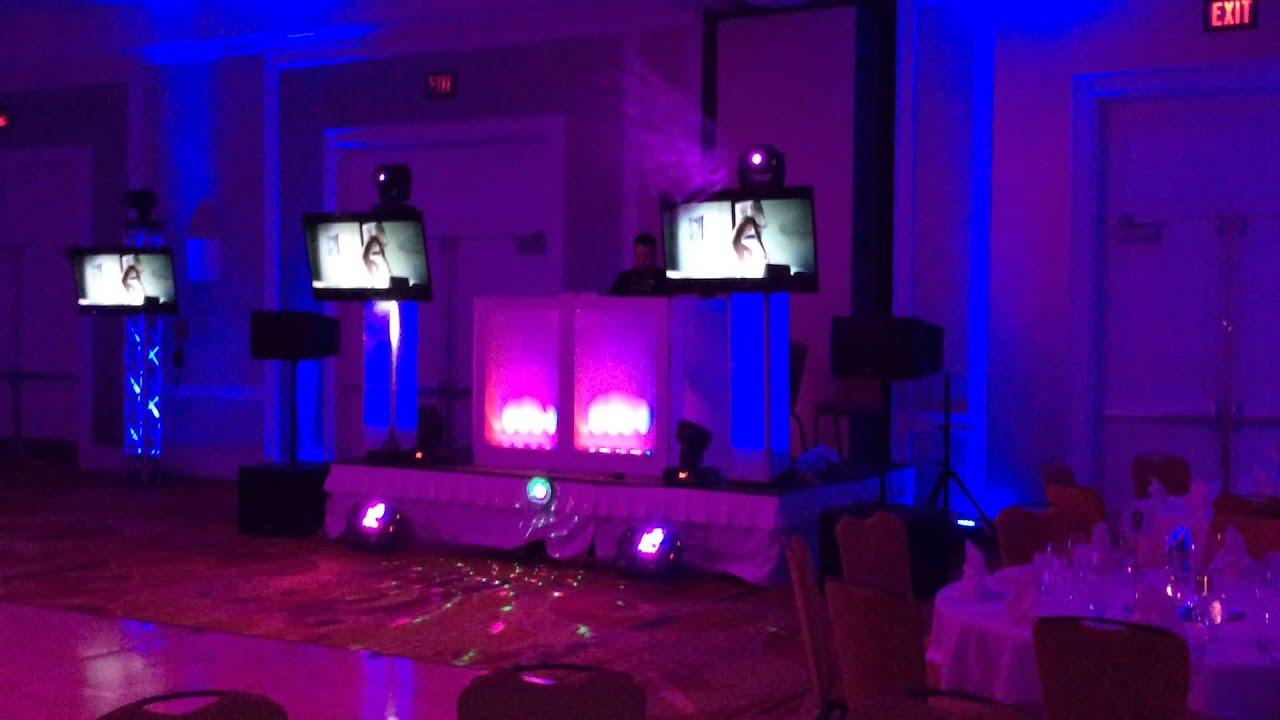 Best Dj Setup 2017 Quinceañeras Sweet 16 Weddings Iguana Productions You