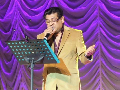 Amit Kumar London 2016 - Tribute to the Legends of the Golden Era