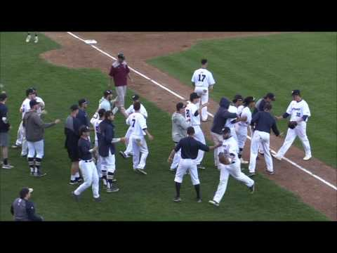 Highlights: @SNHU_Baseball Completes Season Sweep of Franklin Pierce