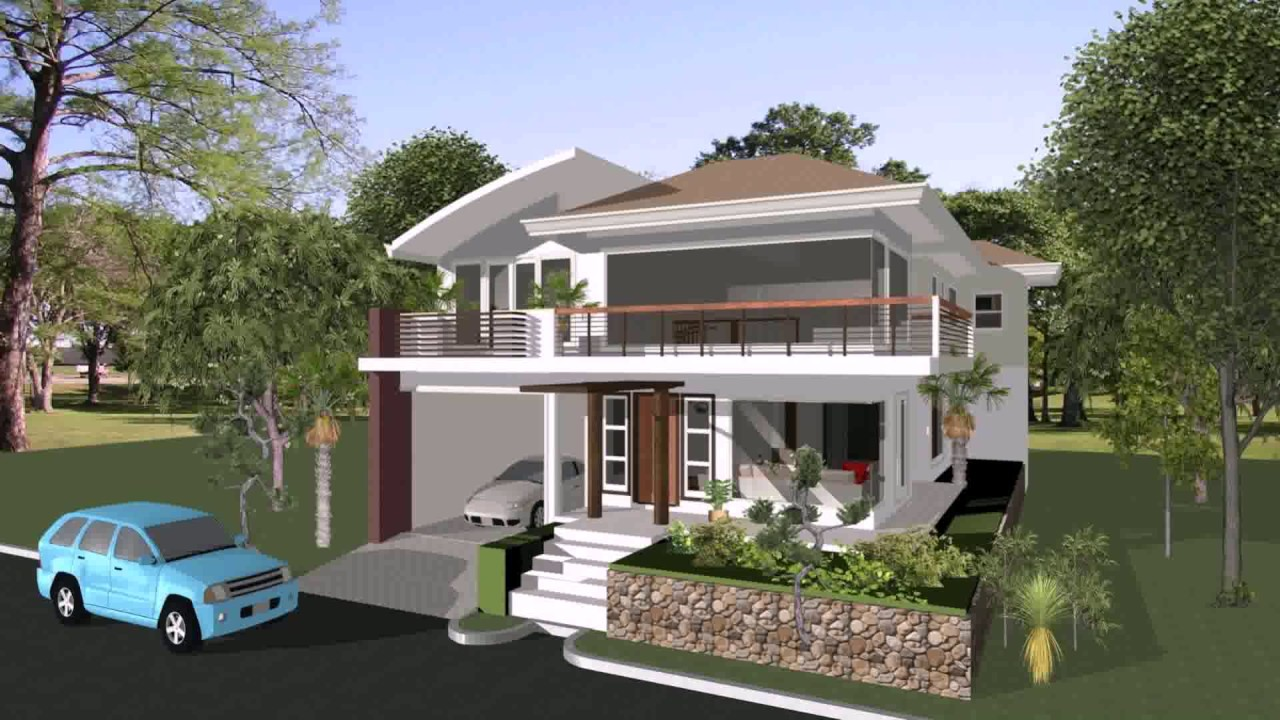 Modern Architecture In The Philippines modern architecture house designs philippines - youtube