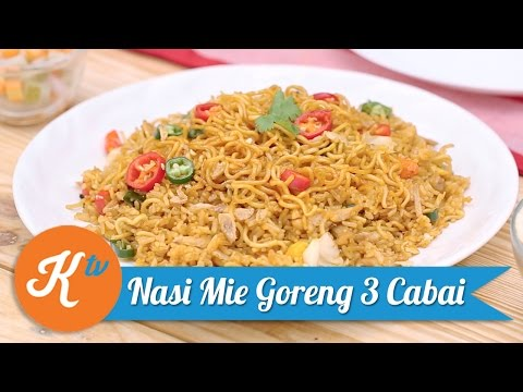 Fried Rice Noodle with 3 Chilies