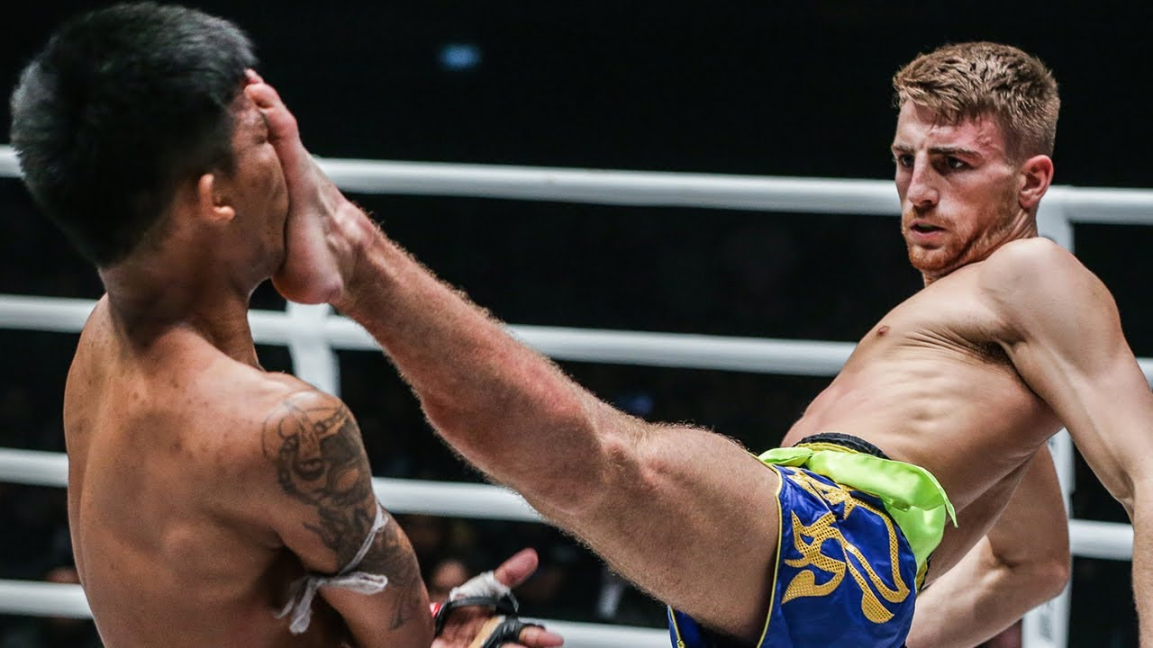 ONE Championship's Best Muay Thai Teeps | The Art Of Eight Limbs Highlights