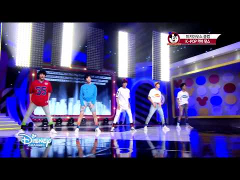SMROOKIES BOYS - LOVE ME RIGHT (cover)