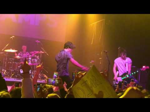 The Vamps - Cheater (Live at the Gramercy Theater) 03.02.2017