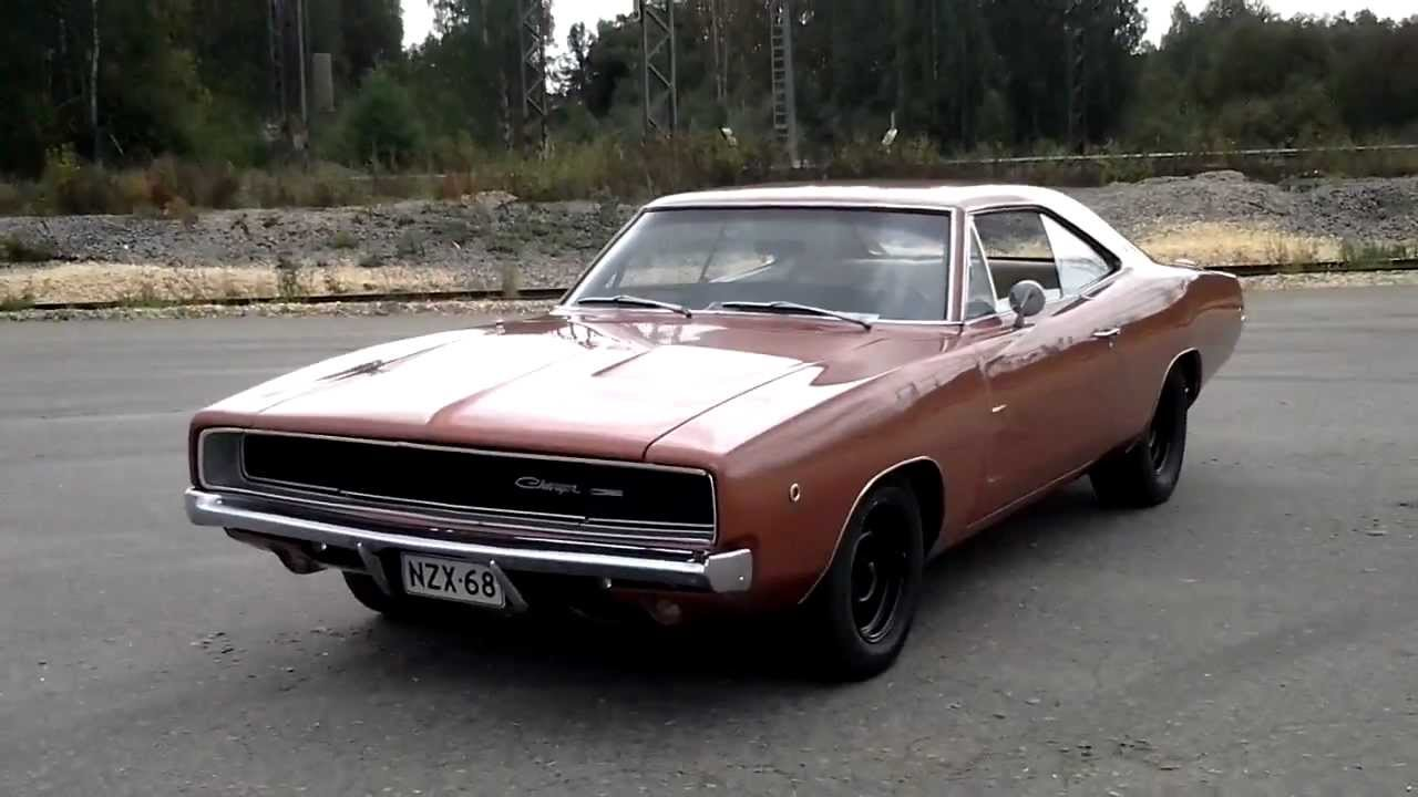 1968 dodge charger 440 magnum youtube