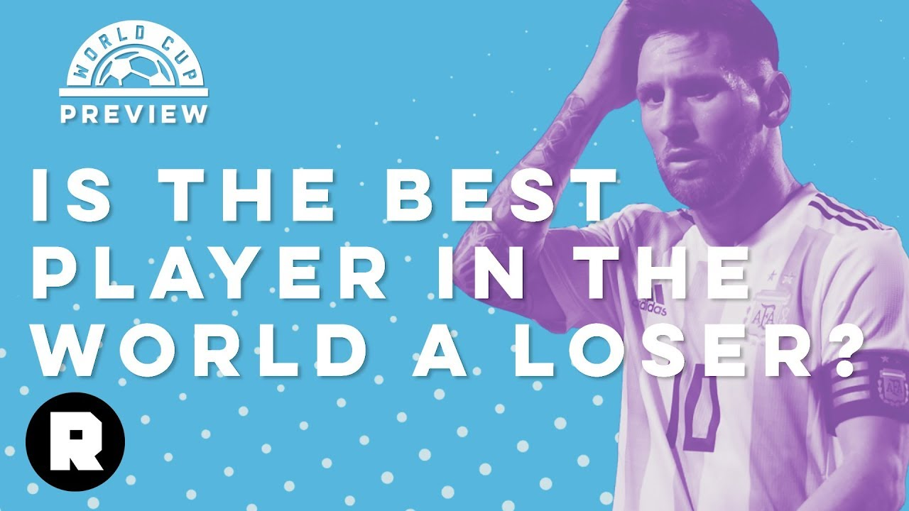 2018 World Cup: The History of Messi and Argentina vs