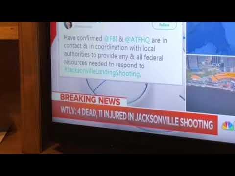 Madden Tournament Mass Shooting At Jacksonville Landing Because Gamer Lost