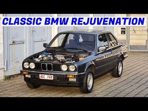 Mechanical Bits - Neglected BMW E30 320i 5-speed - Project Marbais: Part 4