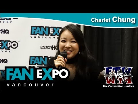 Charlet Chung (Overwatch) - Fan Expo Vancouver 2017 Full Panel