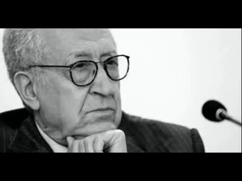 Entretien avec M.Lakhdar Brahimi         لقاء مع السيد لخضر الإبراهيمي