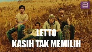 Video Letto - Kasih Tak Memilih [Video Lirik] download MP3, 3GP, MP4, WEBM, AVI, FLV Desember 2017