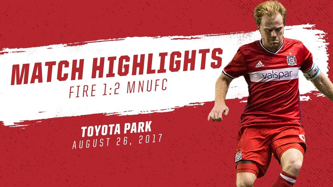 Chicago Fire 1-2 Minnesota United FC