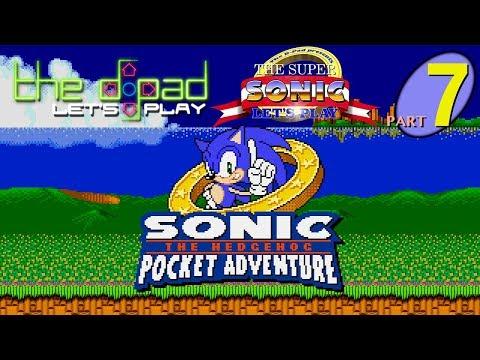 """Neo Geo Pocket Horoscope"" - PART 7 - Sonic the Hedgehog Pocket Adventure"