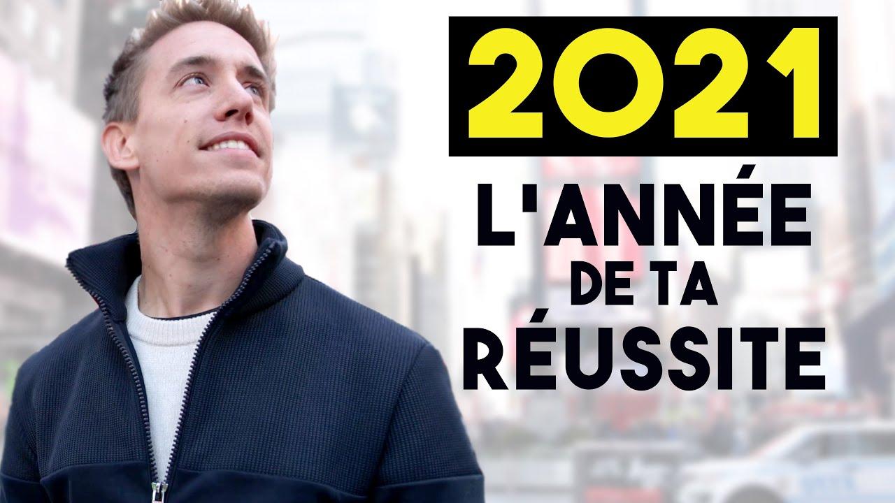 Si tu veux que 2021 soit TON ANNÉE, j'ai un message POUR TOI - DLF#4 -  YouTube