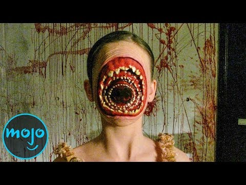 Top 10 Scariest CGI Effects in Movies