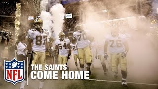 2006 saints surprise the falcons in reopening of superdome post katrina throwbackthursday nfl
