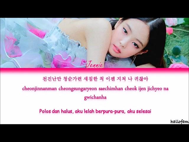 Lirik lagu solo (Jennie Kim) #1