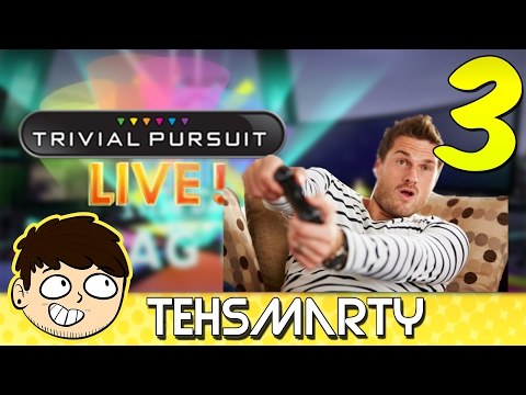 GAMERS WHO KNOW THINGS ABOUT GAMES (Trivial Pursuit #3)