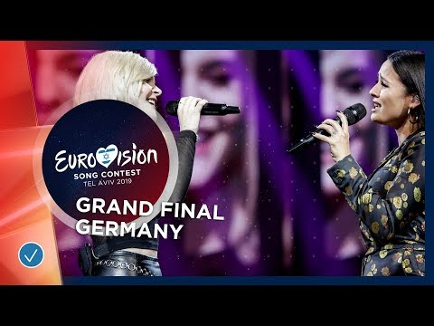 Germany - LIVE - S!sters - Sister - Grand Final - Eurovision 2019