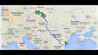 BałkanTrip - Motocyklami WSK do Bułgarii #1