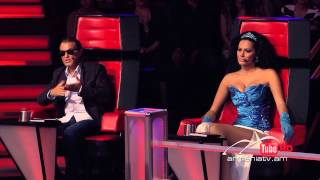 Lali Sahakyan vs. Arpine Miraqyan,Queen of the Night - The Voice of Armenia - The Battles - Season 3