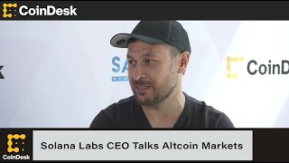 Solana Labs CEO Anatoly Yakovenko on SOL Dominance in Altcoin Markets
