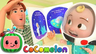 Reading Song | CoComelon Nursery Rhymes & Kids Songs