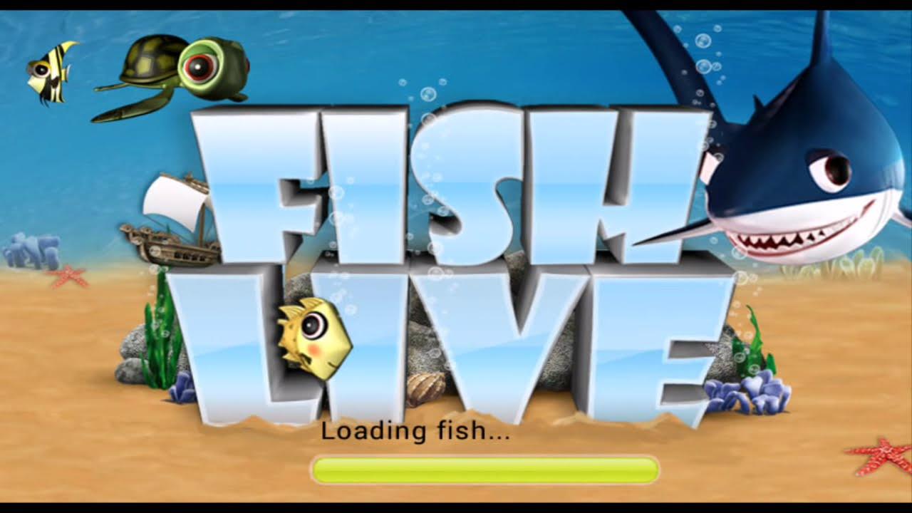 скачать игру fish live с бесконечными деньгами