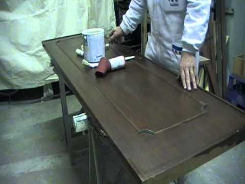 1 sistemazione e preparazione restauro porte mod youtube - Verniciare porte interne laminato ...