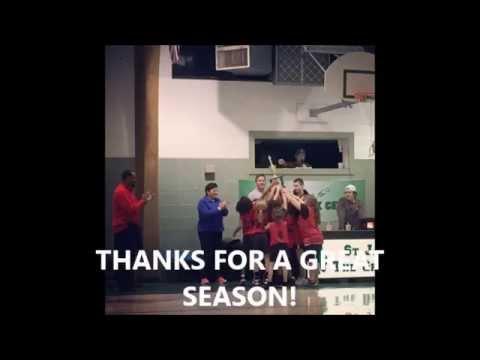 St. Rose Philippine Duchesne School 3rd Grade Girls Basketball 2015