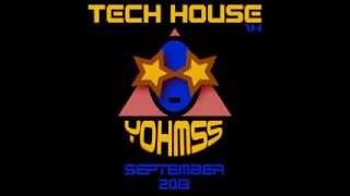 Yohmss  Tech House Charts Sept 2013