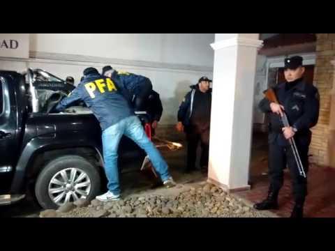 Los hermanos Cuello: los cuatro detenidos con el mayor cargamento de cocaína en la historia de Mendoza