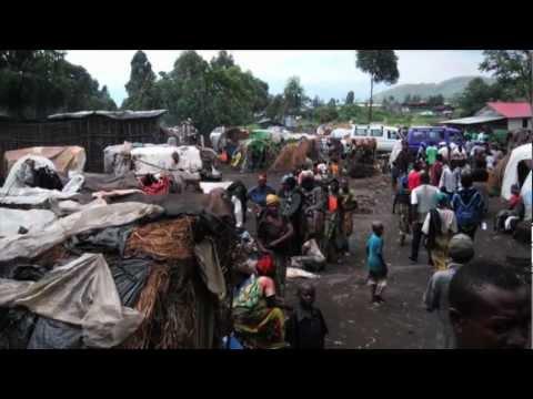 DR Congo Goma Food Distribution